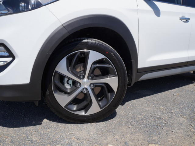2018 Hyundai Tucson TLE2 Highlander Wagon