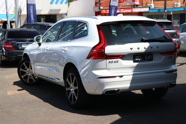 2019 Volvo XC60 (No Series) MY19 D4 Inscription Suv Image 3