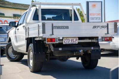 2014 Mazda BT-50 UP XT Utility Image 4