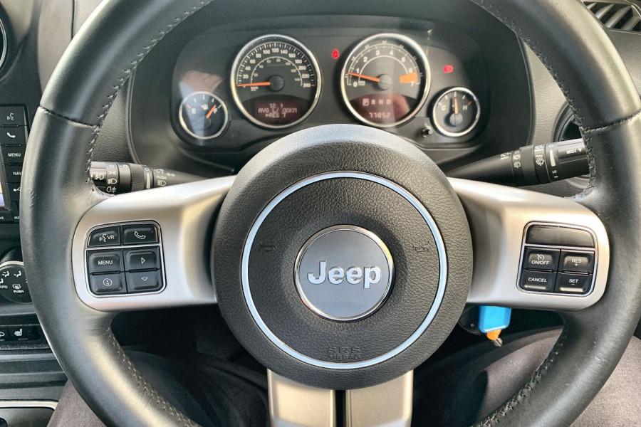 2013 MY14 Jeep Patriot MK MY14 Limited Wagon Image 7