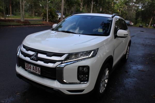 2020 Mitsubishi ASX XD LS Suv Image 4