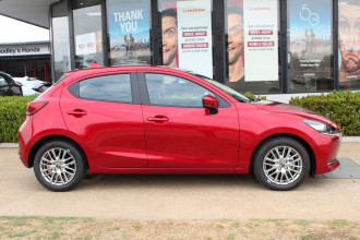2019 MY20 Mazda 2 DJ Series G15 Evolve Hatch Image 3