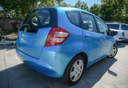 2008 Honda Jazz GD GLi Hatchback