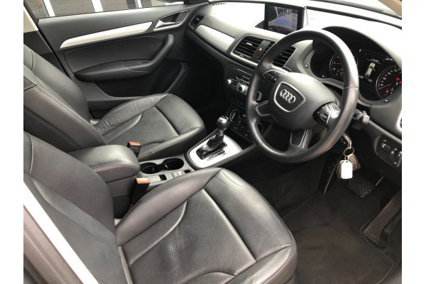 2018 Audi Q3 8U MY18 TFSI Suv Image 4