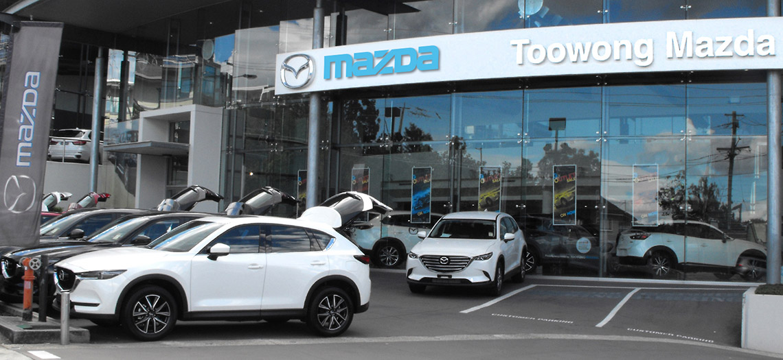About Toowong Mazda