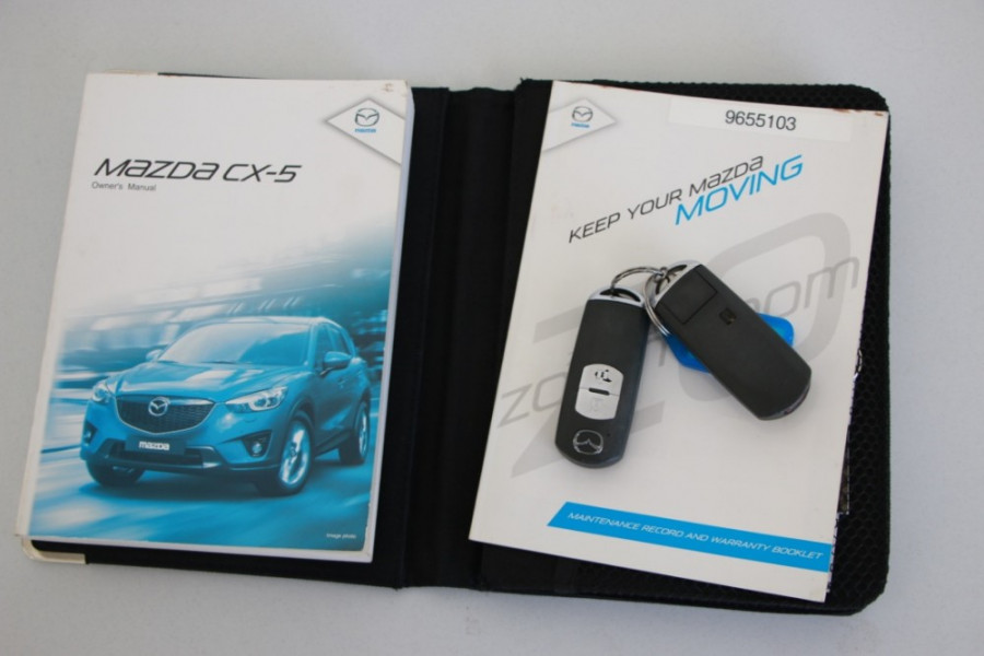 2013 Mazda CX-5 KE1071 MY13 Maxx Suv Image 11