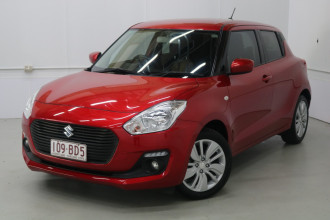 2018 Suzuki Swift AZ GL NAVIGATOR Hatchback