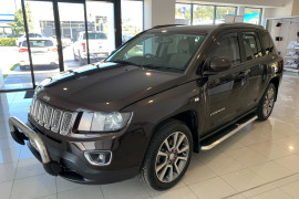 2014 Jeep Compass MK MY14 Limited Suv Image 3