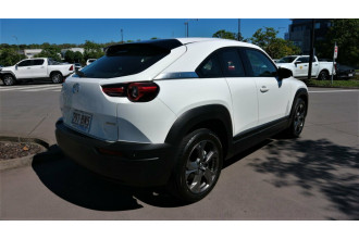 2021 Mazda MX-30 G20e Astina Wagon Image 4