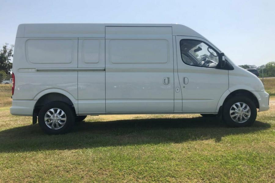 2018 MY19 LDV V80 MY19 Mid Roof LWB Van