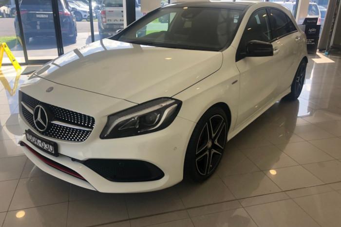 2016 Mercedes-Benz A Class W176 806MY A250 Hatchback