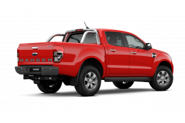 2020 MY21.25 Ford Ranger PX MkIII XLT Double Cab Utility Image 4