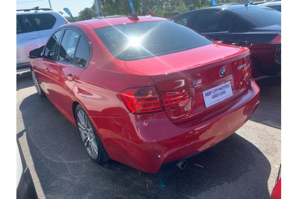 2014 BMW 3 Series F30 MY1114 320D Sedan Image 4