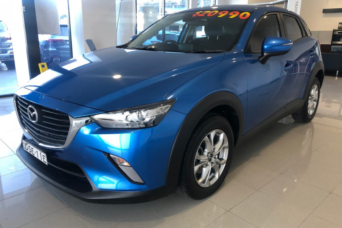 2017 Mazda CX-3 DK2W7A Maxx Suv