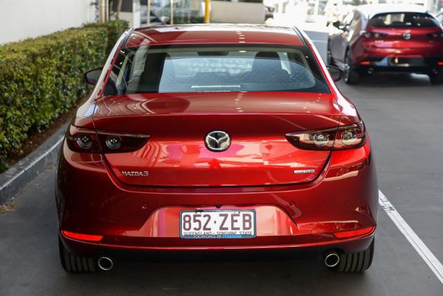 2019 Mazda 3 BP G20 Evolve Sedan Sedan Mobile Image 4