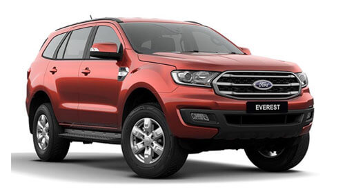 2019 MY19.75 Ford Everest UAII Ambiente 4WD Ute