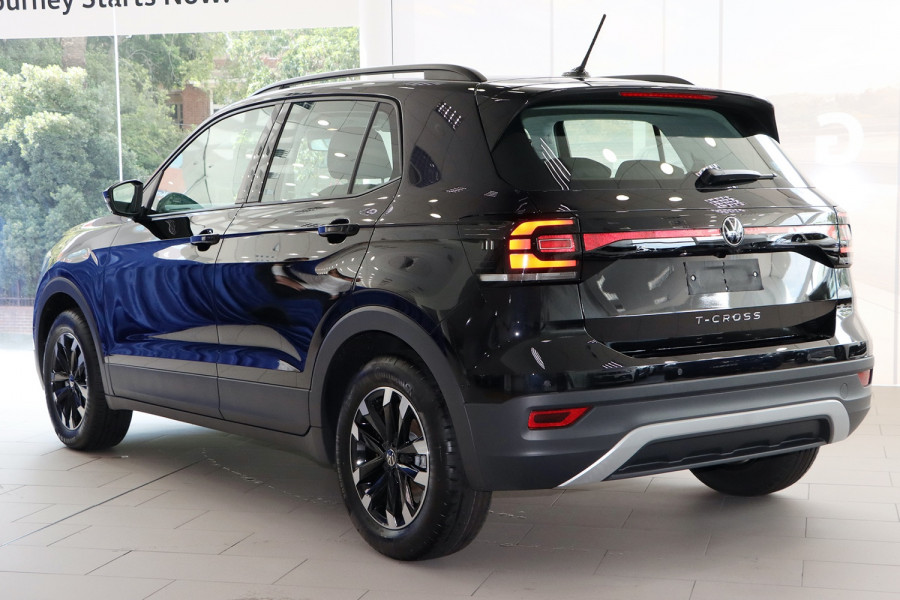 2020 MY21 Volkswagen T-Cross C1 85TSI Life Suv Image 2