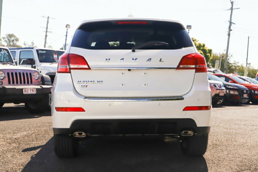 2019 MY20 Haval H2 Lux Suv Image 8