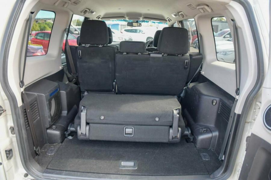 2012 Mitsubishi Pajero NW MY12 GLX Suv