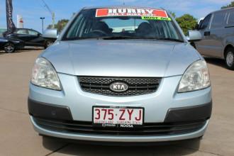 2009 Kia Rio JB MY09 LX Hatchback Image 3