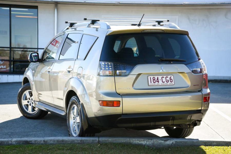 2009 Mitsubishi Outlander ZG MY09 Activ Suv