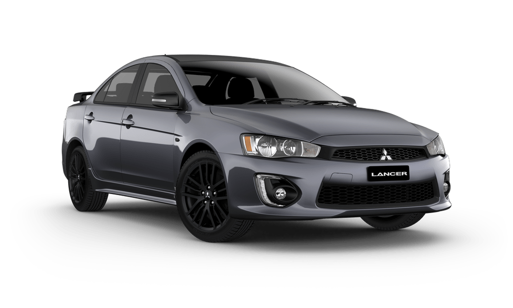 17MY LANCER BLACK EDITION SEDAN 2WD PETROL CVT AUTO