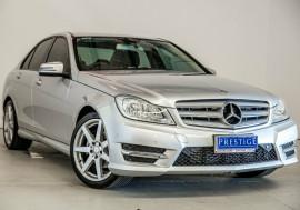 Mercedes-Benz C200 7G-Tronic + W204 MY13