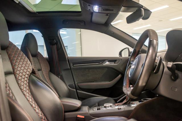 2016 Audi RS 3 Sportback 8V 2.5 TFSI Quattro S-tronic Hatchback Image 16