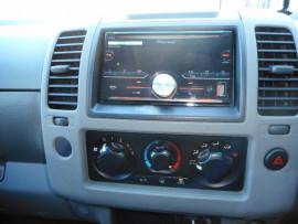 2009 Nissan Navara D40 RX Crew cab