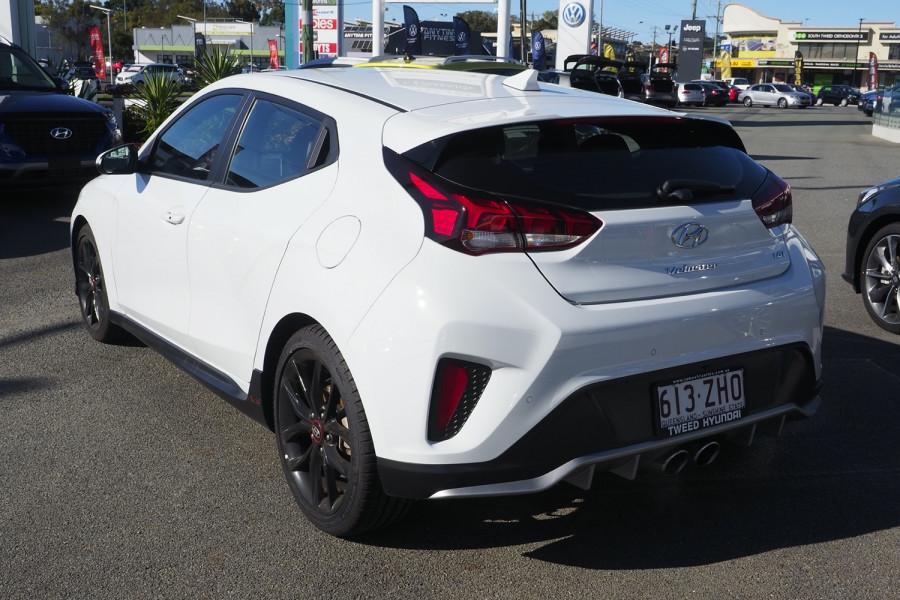 2019 MY20 Hyundai Veloster JS Turbo Coupe Image 14