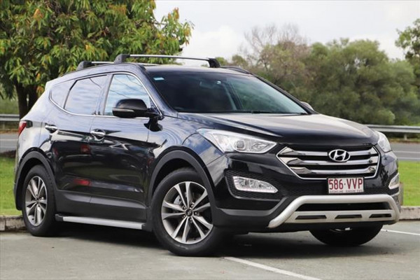 2015 Hyundai Santa Fe DM3 Series II MY16 Elite Suv