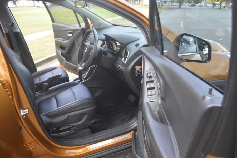 2017 Holden Trax TJ LTZ Suv