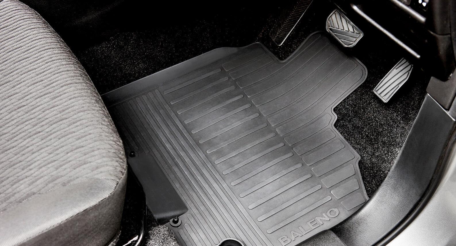 Baleno - Rubber Floor Mats