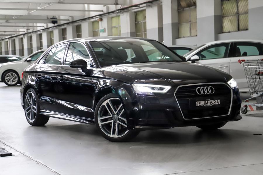2020 Audi A3 140kW