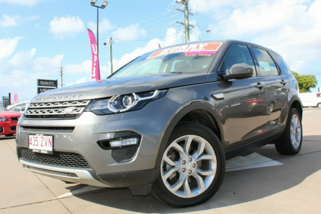 2017 MY18 Land Rover Discovery Sport L550 18MY TD4 110kW HSE Suv Image 2