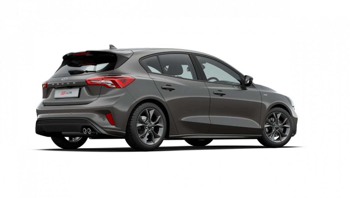 2019 MY20.25 Ford Focus SA ST-Line Hatch Hatchback Image 3