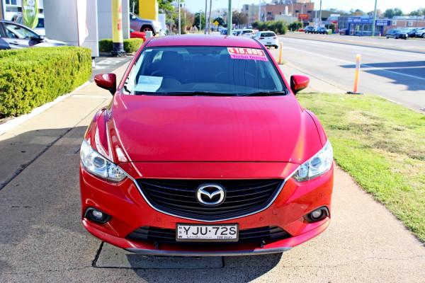 2013 Mazda Mazda6 GJ1021 GT Sedan Image 3