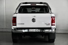 2018 Volkswagen Amarok 2H MY18 TDI550 Utility Image 4