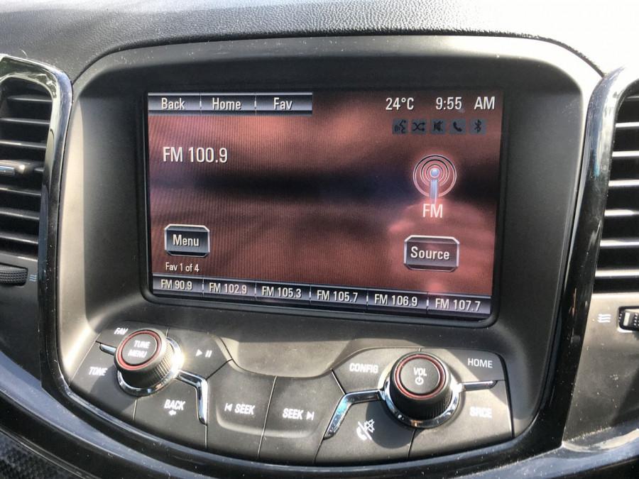 2016 Holden Commodore VF II MY16 SV6 Sedan Image 9