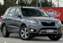 Hyundai Santa Fe Highlander CM MY12
