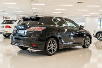 2016 Lexus Ct Hatchback Image 4