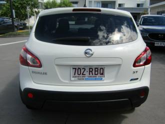 2010 MY09 Nissan Dualis J10 MY2009 ST Hatch X-tronic Hatchback image 6