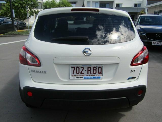 2010 MY09 Nissan Dualis J10 MY2009 ST Hatch X-tronic Hatchback Mobile Image 6