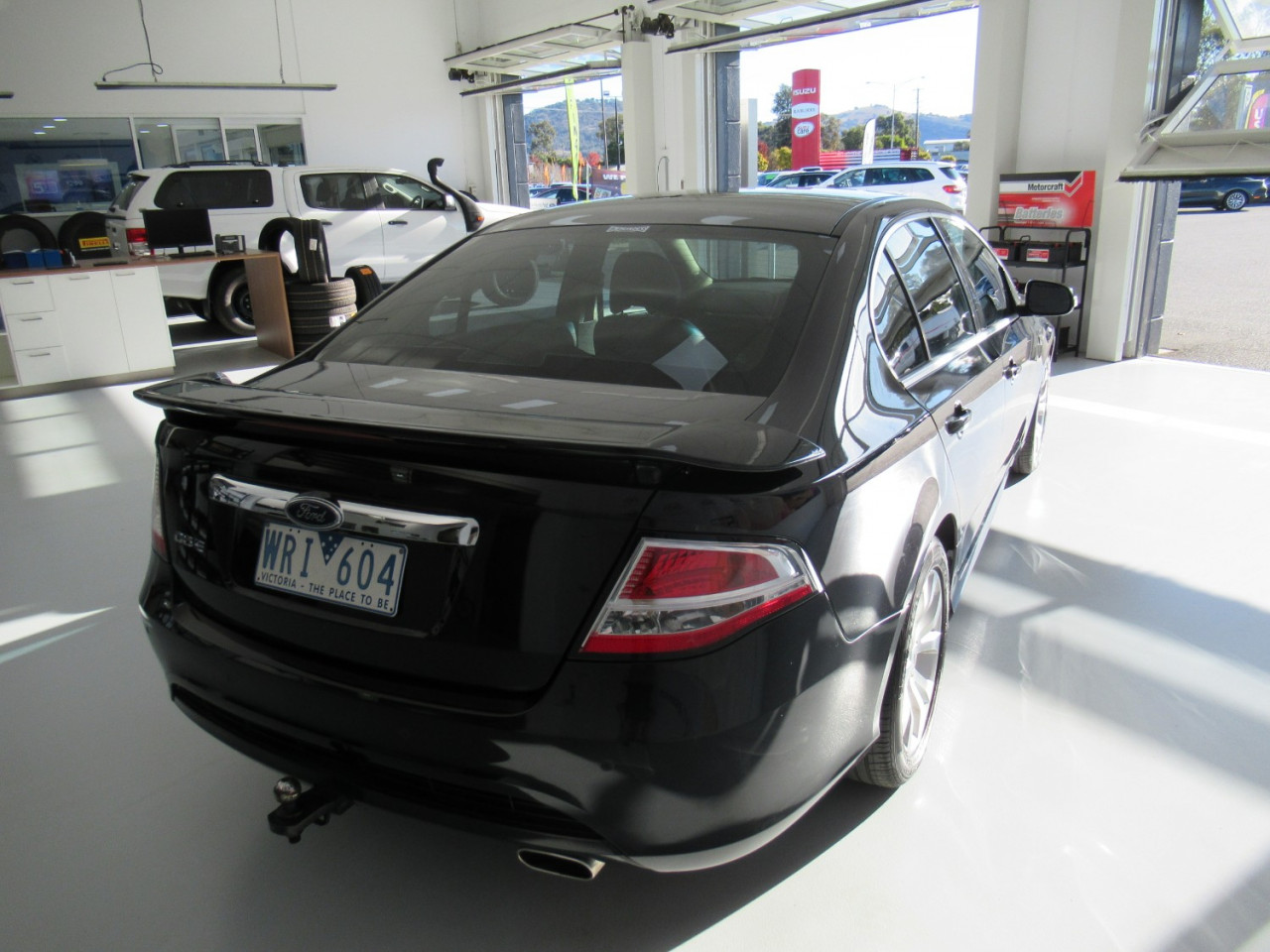 2008 Ford G6 Series FG G6E Sedan Image 6