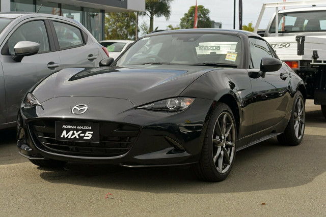 2018 MY19 Mazda MX-5 ND RF GT Convertible