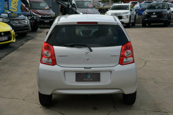 2010 Suzuki Alto GF GL Hatchback Image 3