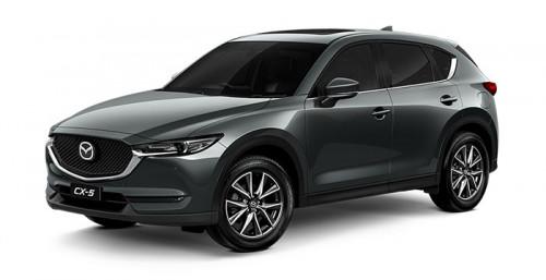 2017 Mazda CX-5 KF Akera Wagon