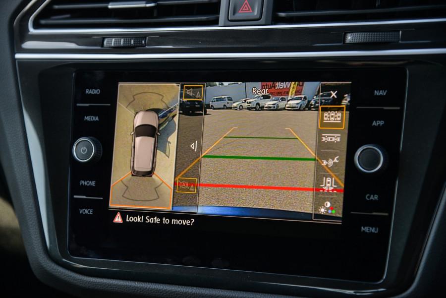 2020 Volkswagen Tiguan 5N 110TSI Comfortline Suv Image 16