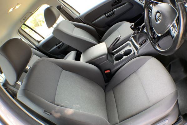 2015 Volkswagen Amarok 2H MY15 TDI400 Dual cab