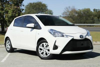 2019 Toyota Yaris NCP130R Ascent Hatchback